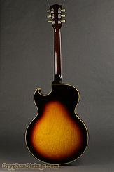 1963 Gibson Guitar L-4C sunburst Image 4