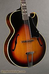 1963 Gibson Guitar L-4C sunburst Image 5