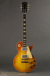 2020 Gibson Guitar '58 Les Paul Standard Tom Murphy Finished Image 3