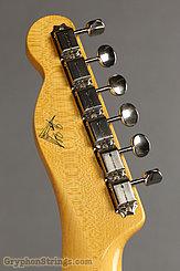 2019 Fender Guitar Madison-2 '54 Telecaster Masterbuilt by Greg Fessler Image 8