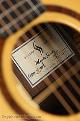 2014 Schenk Guitar GK Concert Windwalker Image 11