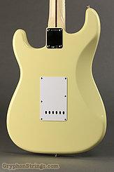 2020 Fender Guitar Custom Shop '65 Strat NOS Vintage White Image 2