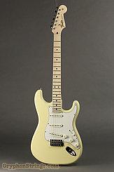 2020 Fender Guitar Custom Shop '65 Strat NOS Vintage White Image 3