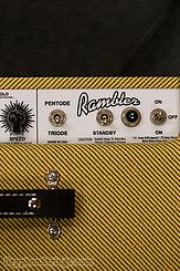 Carr Amplifier Rambler 1x12 Combo, Tweed NEW Image 5