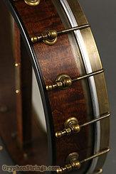 "Pisgah Banjo Pisgah Wonder 12"", Curly Maple Rim, Aged Brass Hardware, A-Scale NEW Image 5"