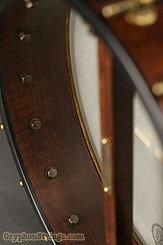 "Pisgah Banjo Pisgah Wonder 12"", Curly Maple Rim, Aged Brass Hardware, A-Scale NEW Image 6"