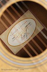 2015 Taylor Guitar 114ce Image 9