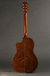 2014 Huss & Dalton Guitar CM Custom Quilted Sapele Image 4