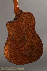 2014 Huss & Dalton Guitar CM Custom Quilted Sapele Image 6
