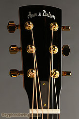 2014 Huss & Dalton Guitar CM Custom Quilted Sapele Image 7
