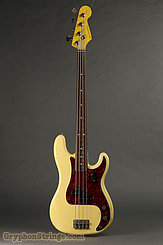 Nash Bass PB-63, Vintage White NEW Image 3
