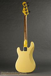 Nash Bass PB-63, Vintage White NEW Image 4