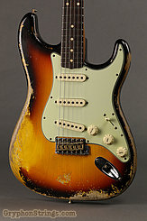 2019 Fender Guitar W20 Limited 60/63 Stratocaster Super Heavy Relic Super Faded/Aged 3TSB
