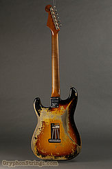2019 Fender Guitar W20 Limited 60/63 Stratocaster Super Heavy Relic Super Faded/Aged 3TSB Image 4