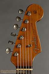 2019 Fender Guitar W20 Limited 60/63 Stratocaster Super Heavy Relic Super Faded/Aged 3TSB Image 7