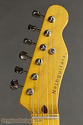 Nash Guitar T-52, Butterscotch blond, humbucker neck NEW Image 6