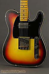 Nash Guitar T-63, 3 tone sunburst, Humbucker neck NEW