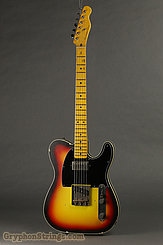 Nash Guitar T-63, 3 tone sunburst, Humbucker neck NEW Image 3