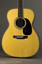 Martin Guitar Custom Shop 0000, Adirondack, Ziricote NEW