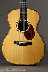 2002 Santa Cruz Guitar OM Custom, quilt mahog/Adirondack