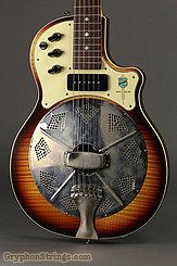 2005 National Reso-Phonic Guitar ResoLectric Sunburst