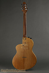 2003 Rick Turner Guitar Renaissance RS6 Standard Sycamore Image 4