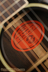 2003 Gibson Guitar Advanced Jumbo Luthier's Choice Brazilian Image 10