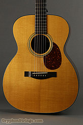 2004 Santa Cruz Guitar OM/PW Brazilian
