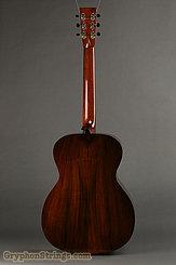 2004 Santa Cruz Guitar OM/PW Brazilian Image 4