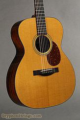 2004 Santa Cruz Guitar OM/PW Brazilian Image 5