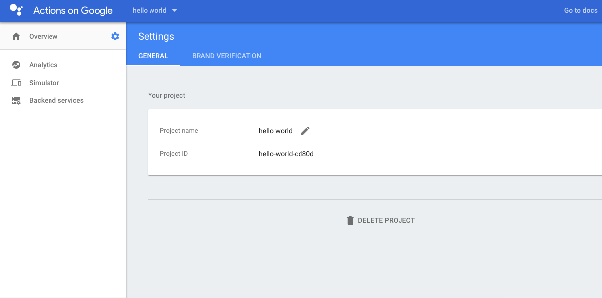 Gupshup google assistant go to your gupshup bot dashboard and click on the preview button corresponding to google home enter the project id along with an invocation name stopboris