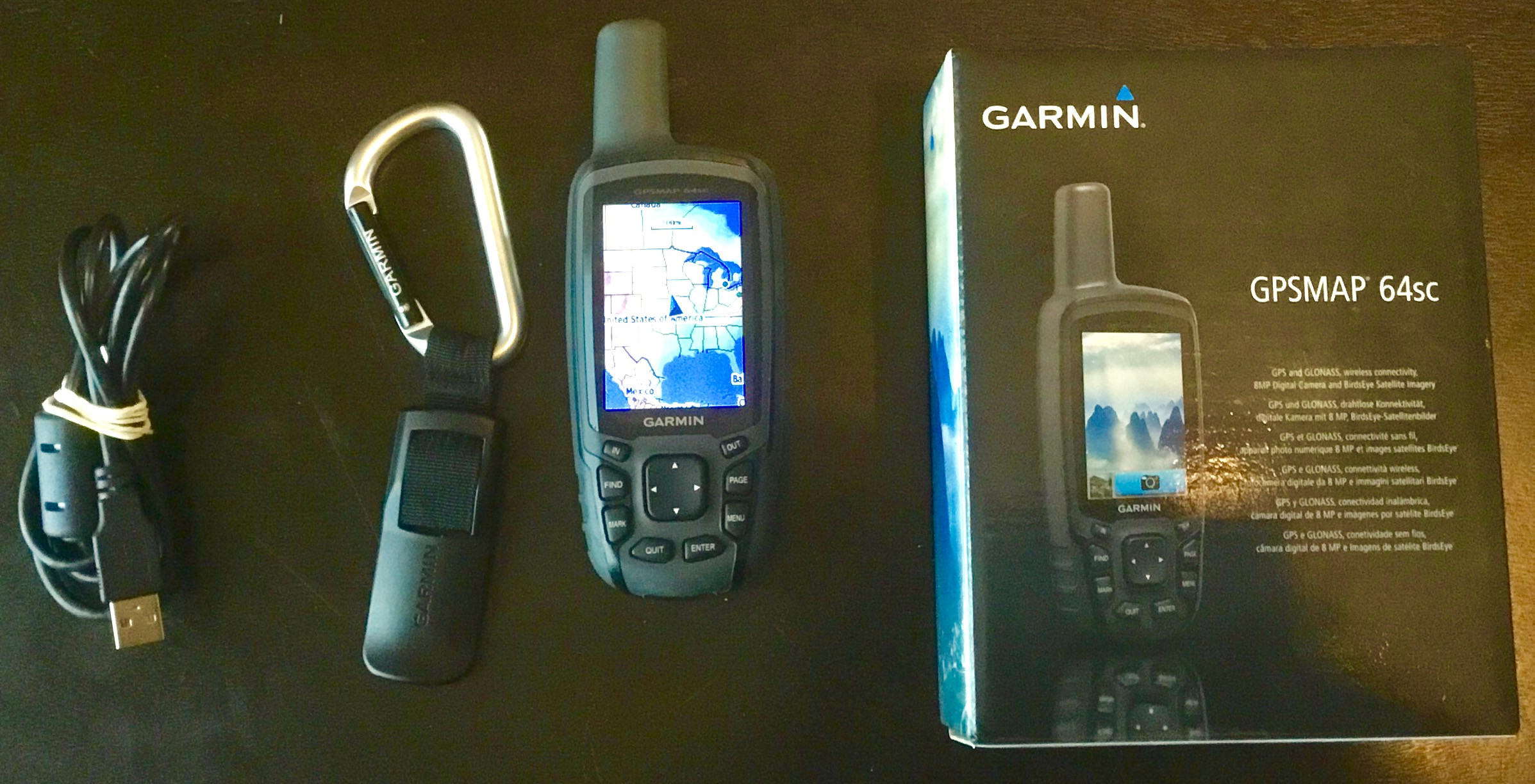 FS: Garmin GPSMAP 64sc - GPS Garage Sale - Geocaching Forums
