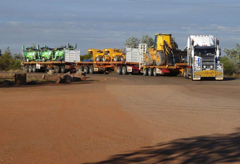Road train entering Threeways, NT.jpg
