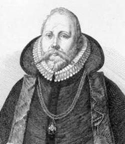 Tycho Brahe de Knudstrup