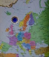 Pascal's Europe Micro GeoCoin