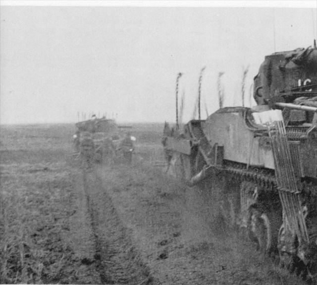 Flail tanks