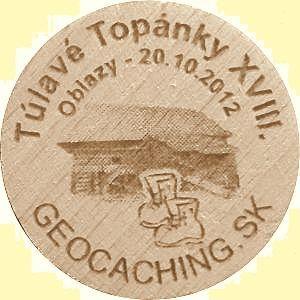 Tulave Topanky XI -SWG