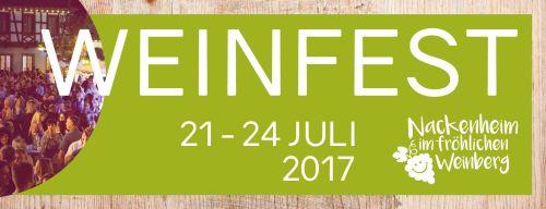 Weinfest Nackenheim 2017