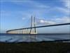 A Ponte, ao final da tarde...
