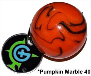 *Pumpkin Marble 40