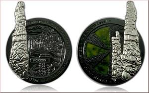 Earthcache Coin