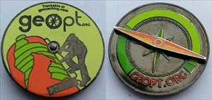 geopt.org Traveller - Black Nickel