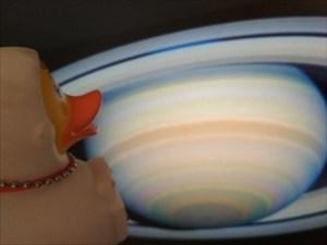 El Pato Astronauta