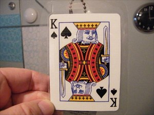 The King of Spades TB