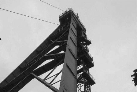 Bergwerk Merkers / Merkers Mine