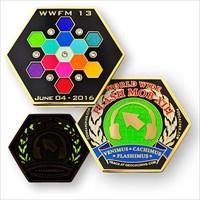 Coin WWFM XIII