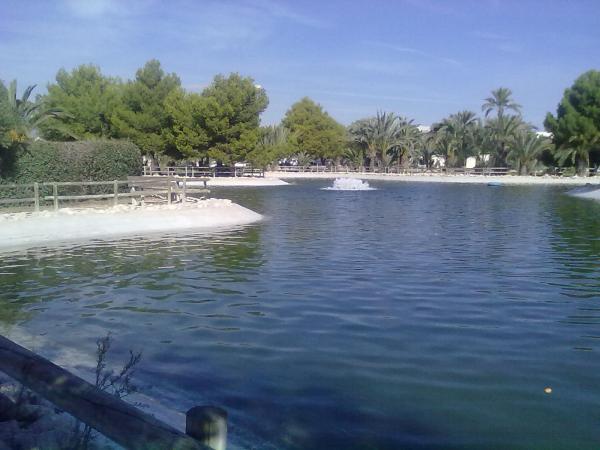 Vistas de la Laguna