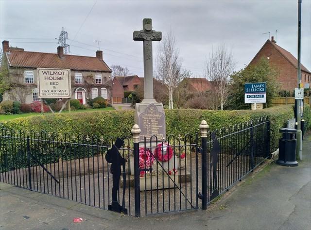 War Memorial, Dunham-on-Trent