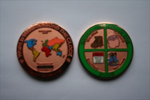 Smartcaching - All In One Geocoin 2008