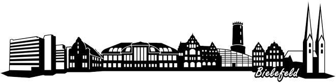 Bielefeld Skyline